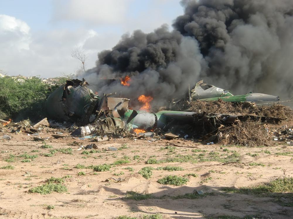 Plane And Pilot >> 2013 Ethiopian Air Force An-12 crash - Wikipedia