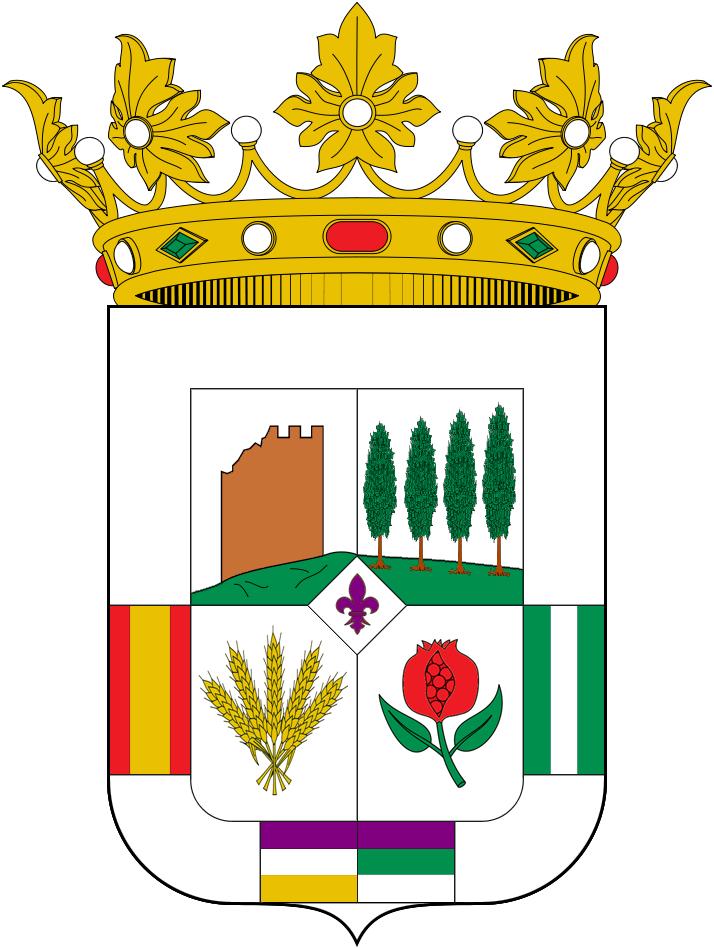 Resultado de imagen de escudo cijuela