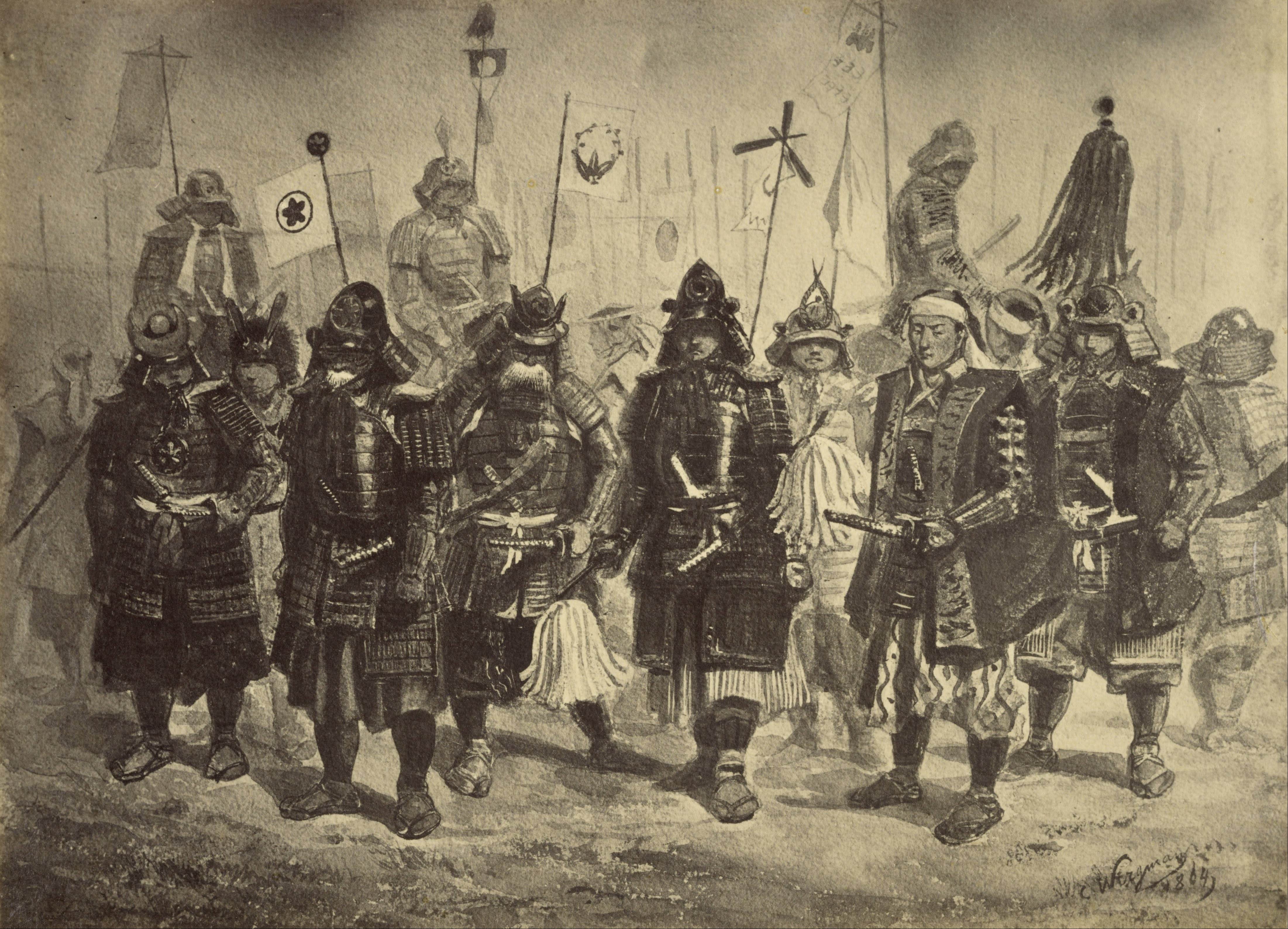 Samurai, Japanese Warriors On Pinterest