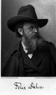 Felix Dahn pre 1912