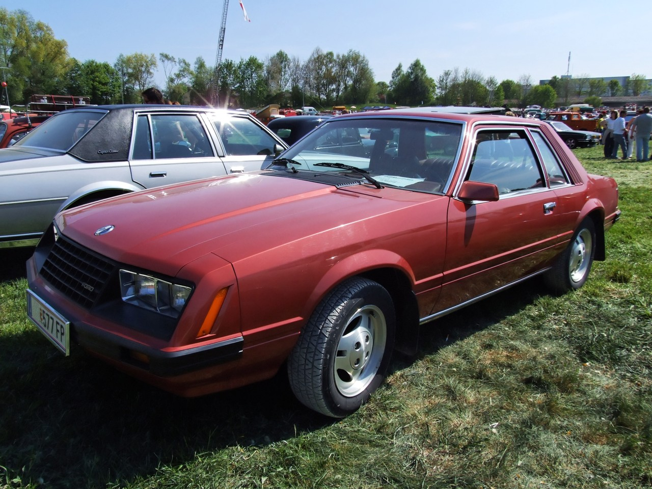 Ford Mustang (third generation) - Wikiwand
