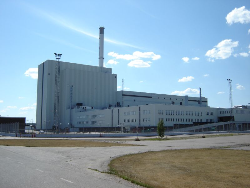 Forsmark Nuclear Power Plant - Wikipedia