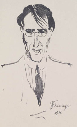 Image of Lyonel Feininger from Wikidata