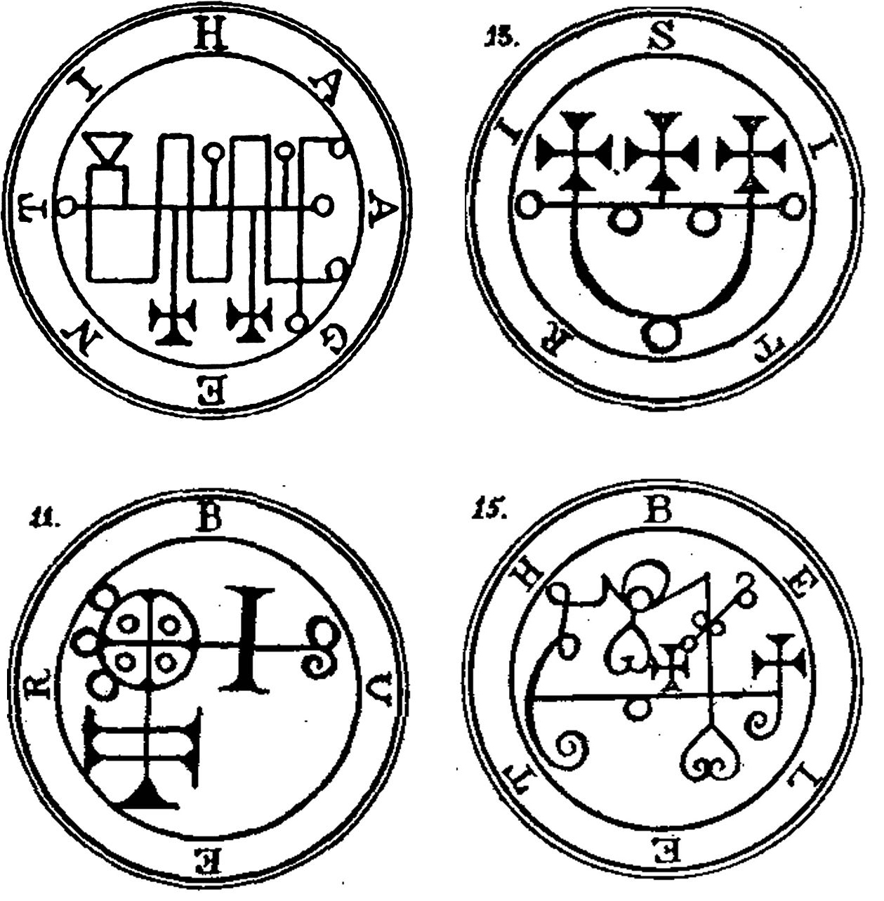 Sigil (magic) - Wikipedia