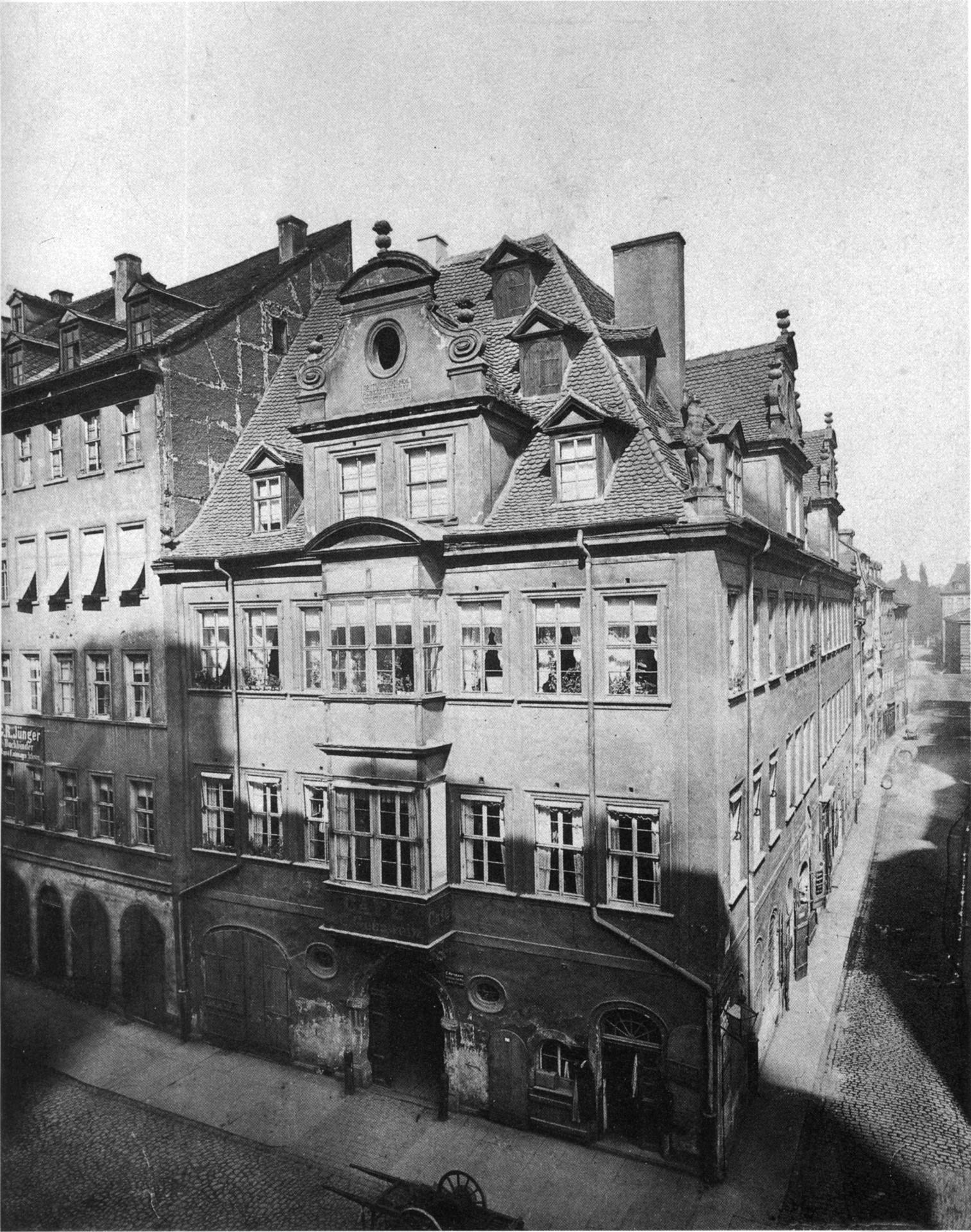 Cafe Walter Leipzig Georg Schumann Stra Ef Bf Bde