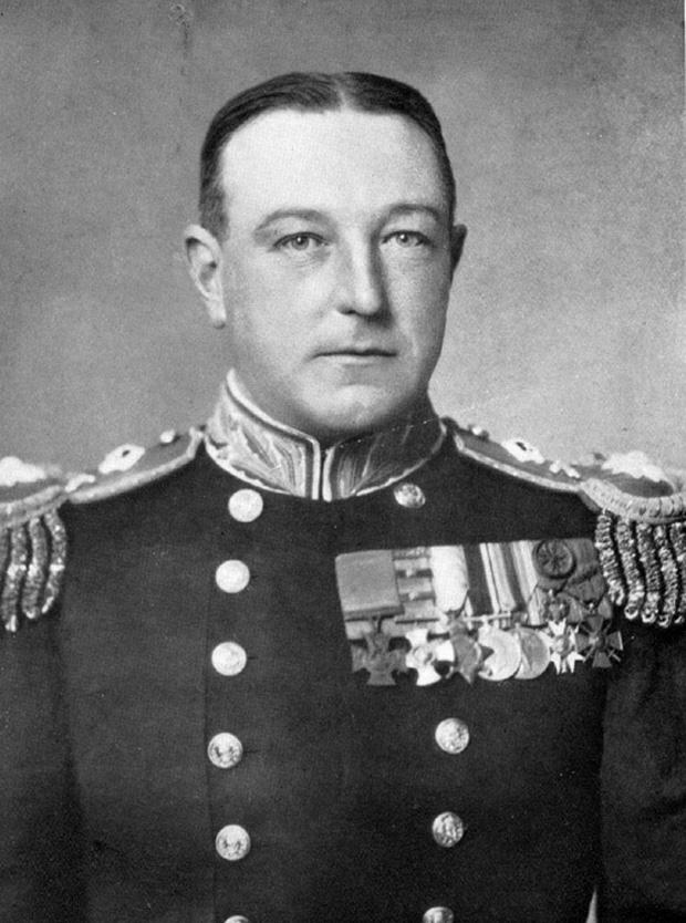 Gordon Campbell Royal Navy Officer Wikipedia