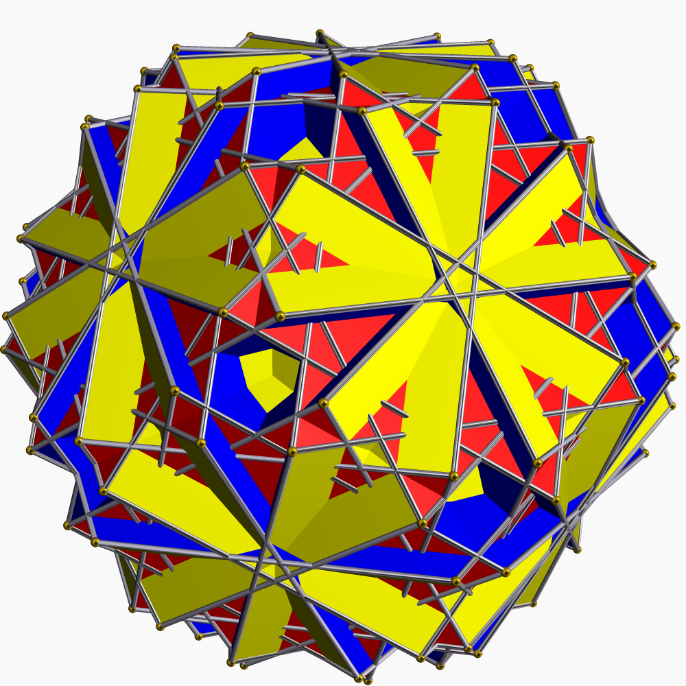 Great Truncated Icosidodecahedron Wikipedia