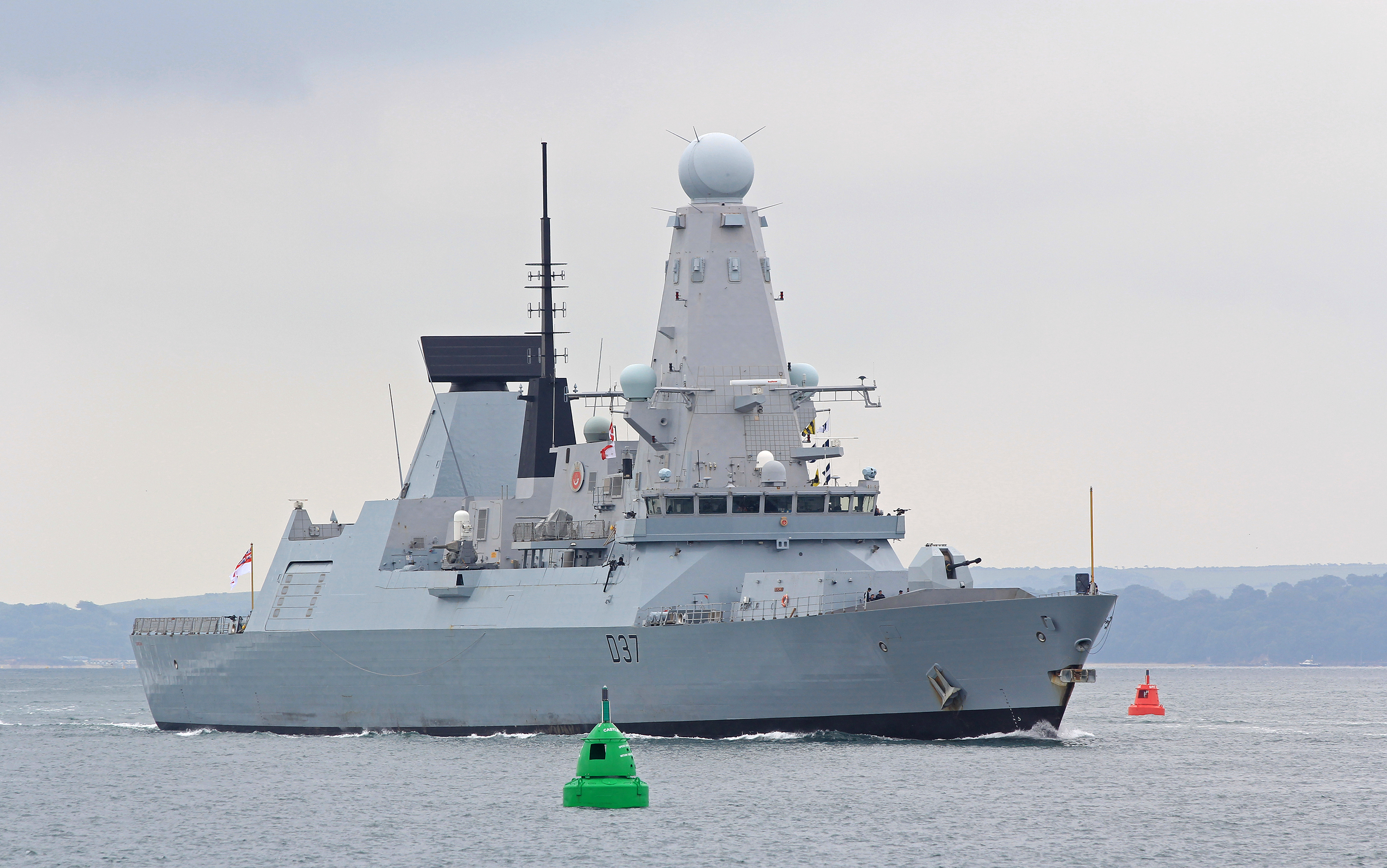 HMS Duncan (D37) - Wikipedia