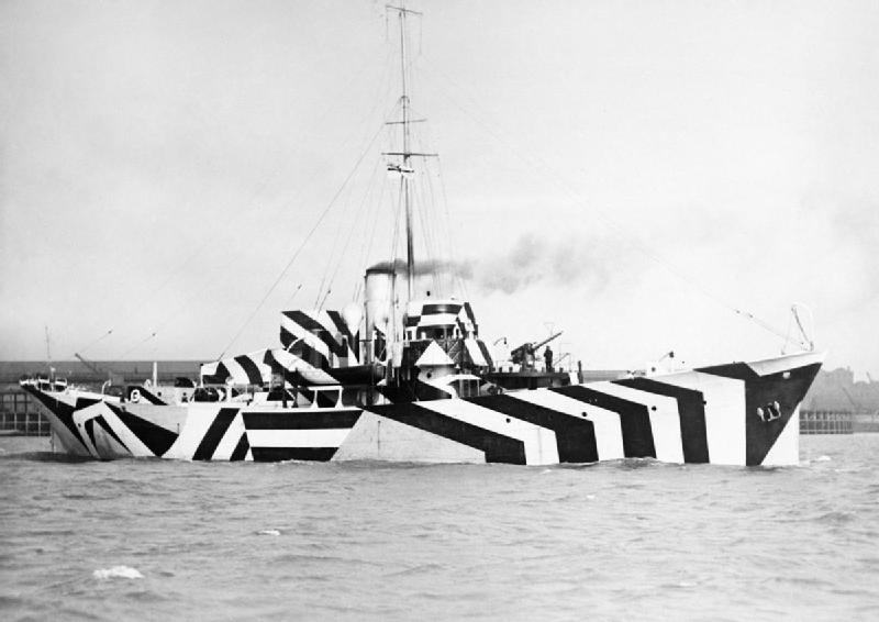HMS Kildangan IWM Q 043387