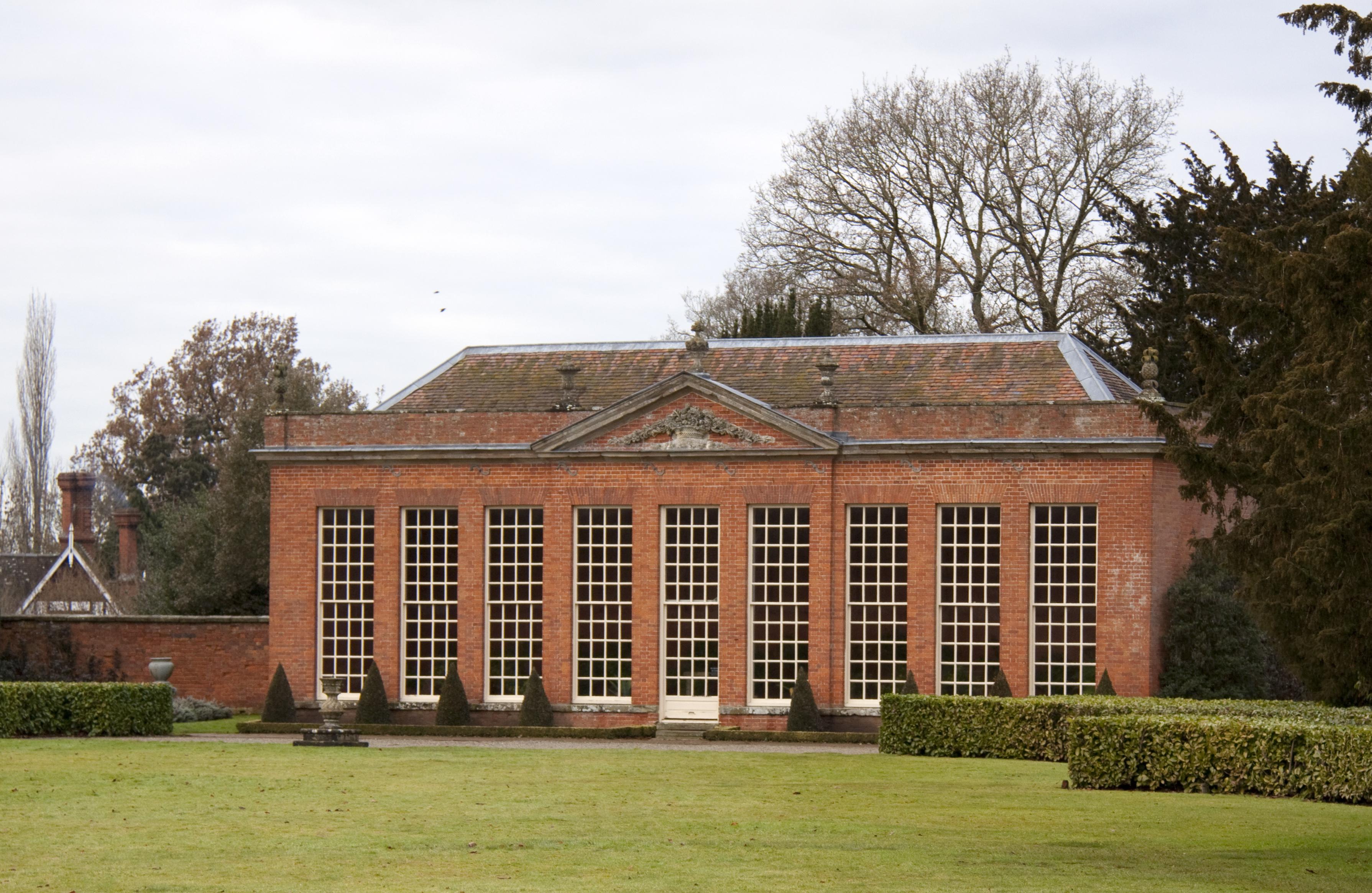 Hanbury Hall Orangery File:hanbury Hall Orangery