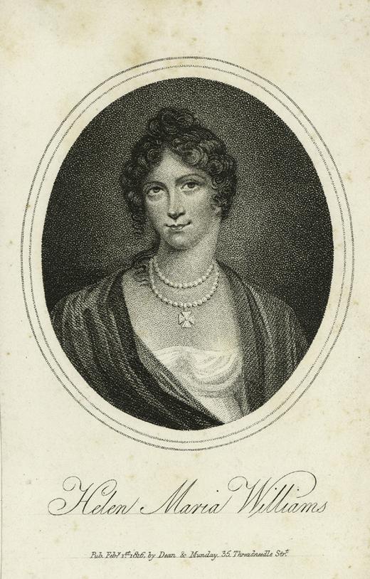 Helen Maria Williams Letters Written In France Pdf
