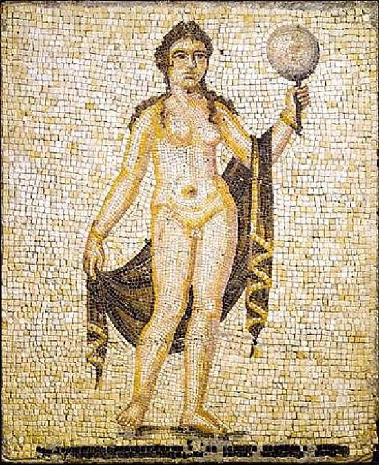 Hermafrodito. Norte da África, Época Romana, Séculos II-III dc.jpg