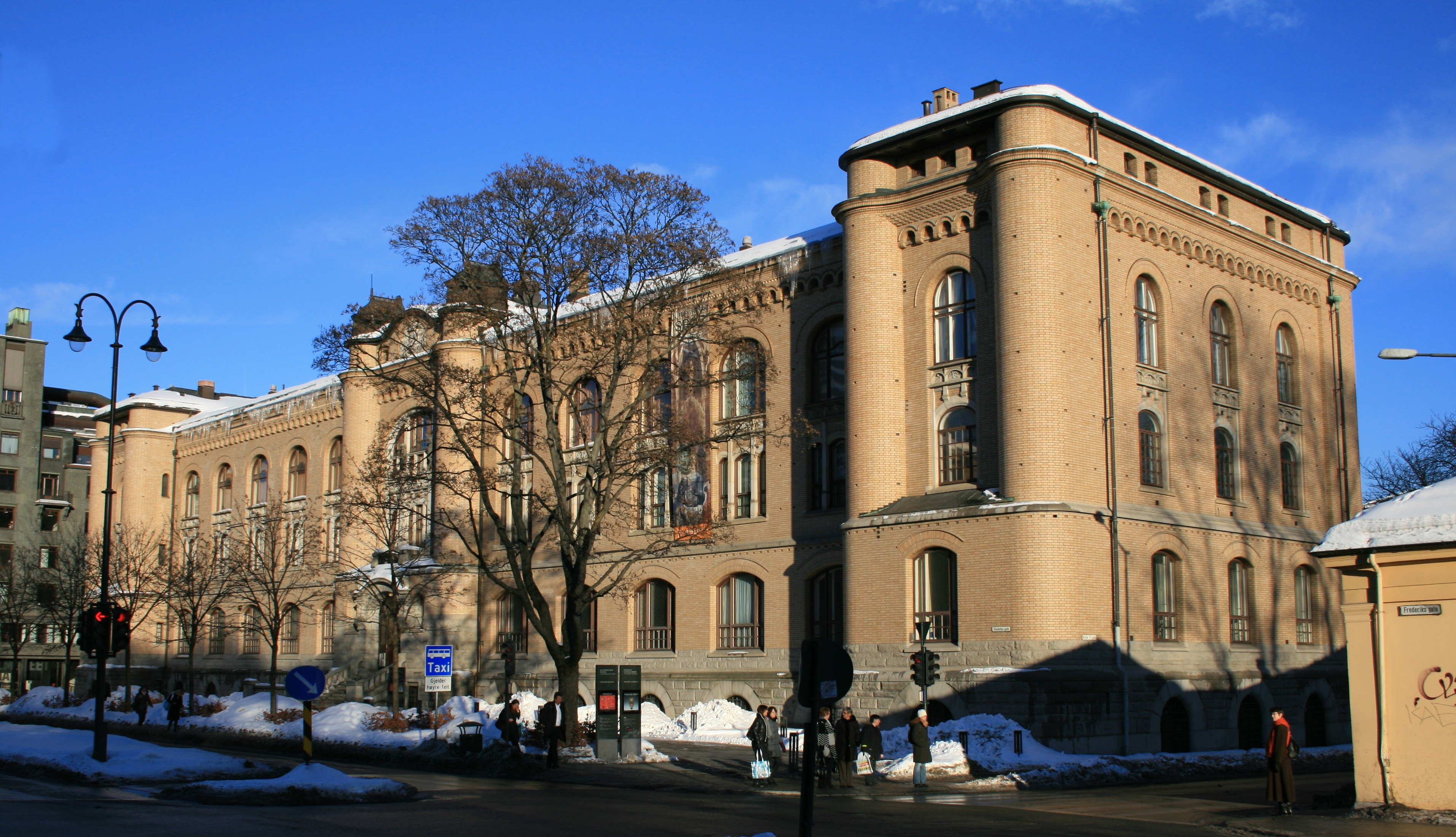 Museum Of Natural Art And History