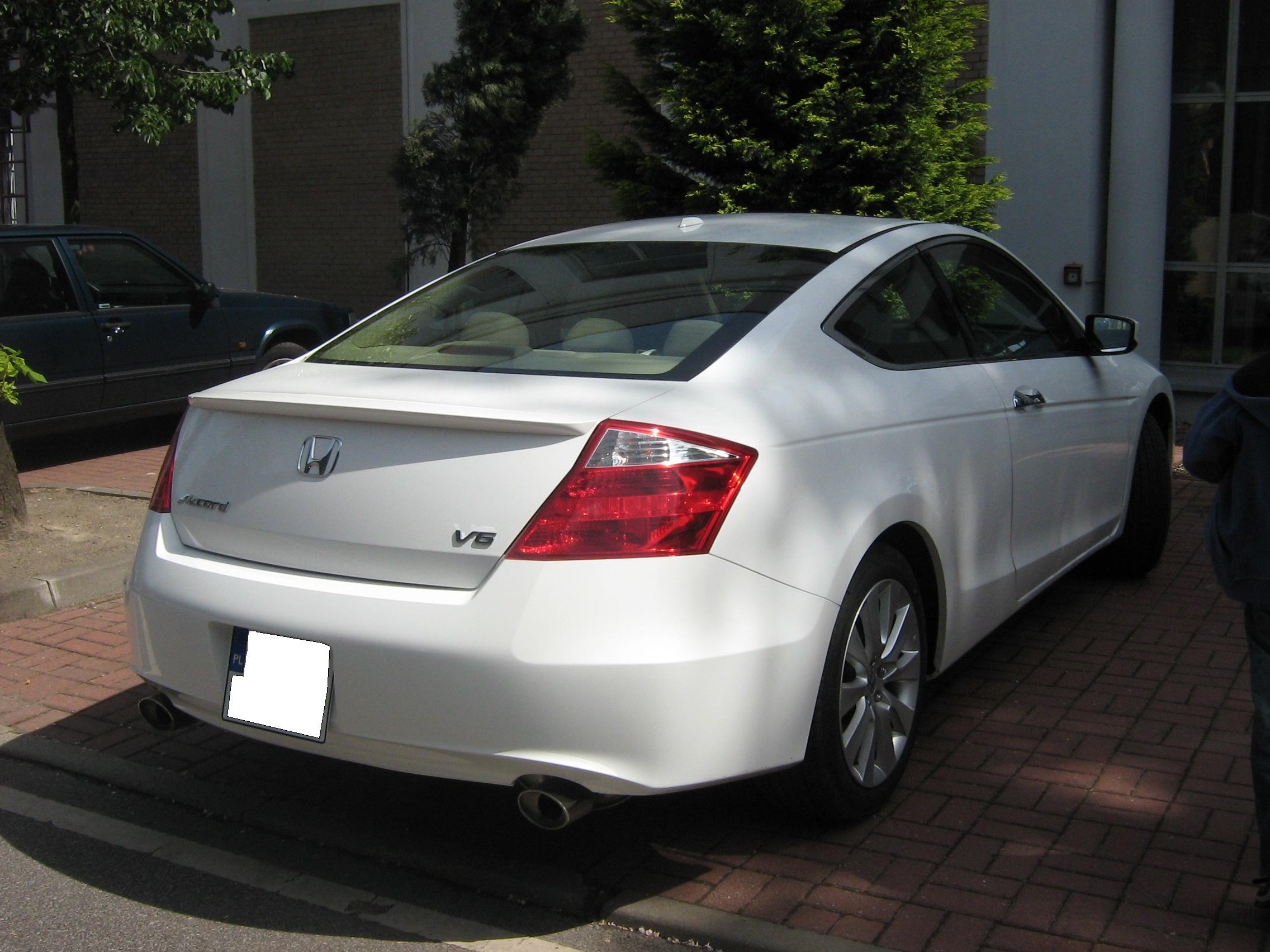 Honda Accord Coupe Touring Reviews