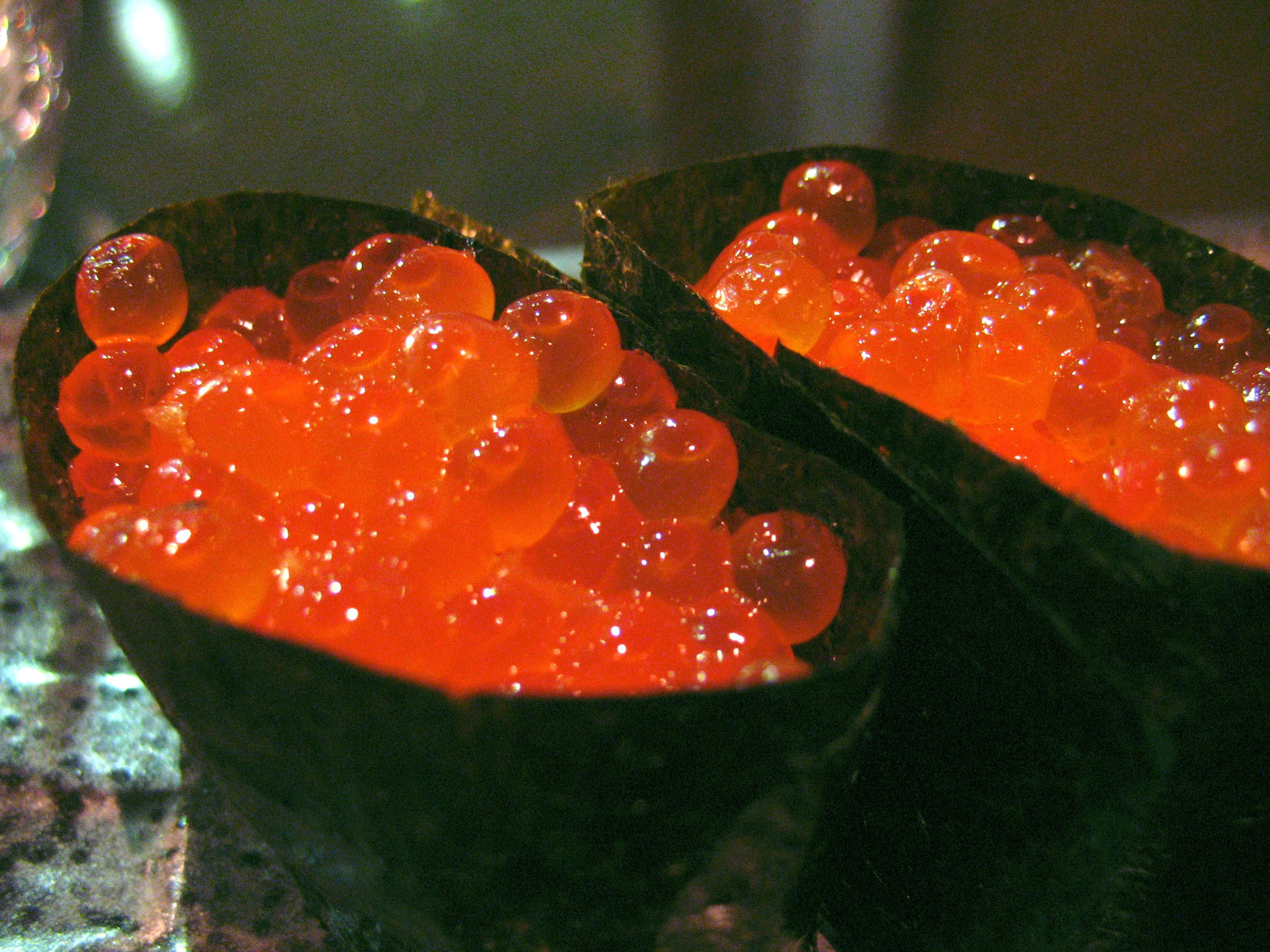 List of sushi and sashimi ingredients - Wikipedia