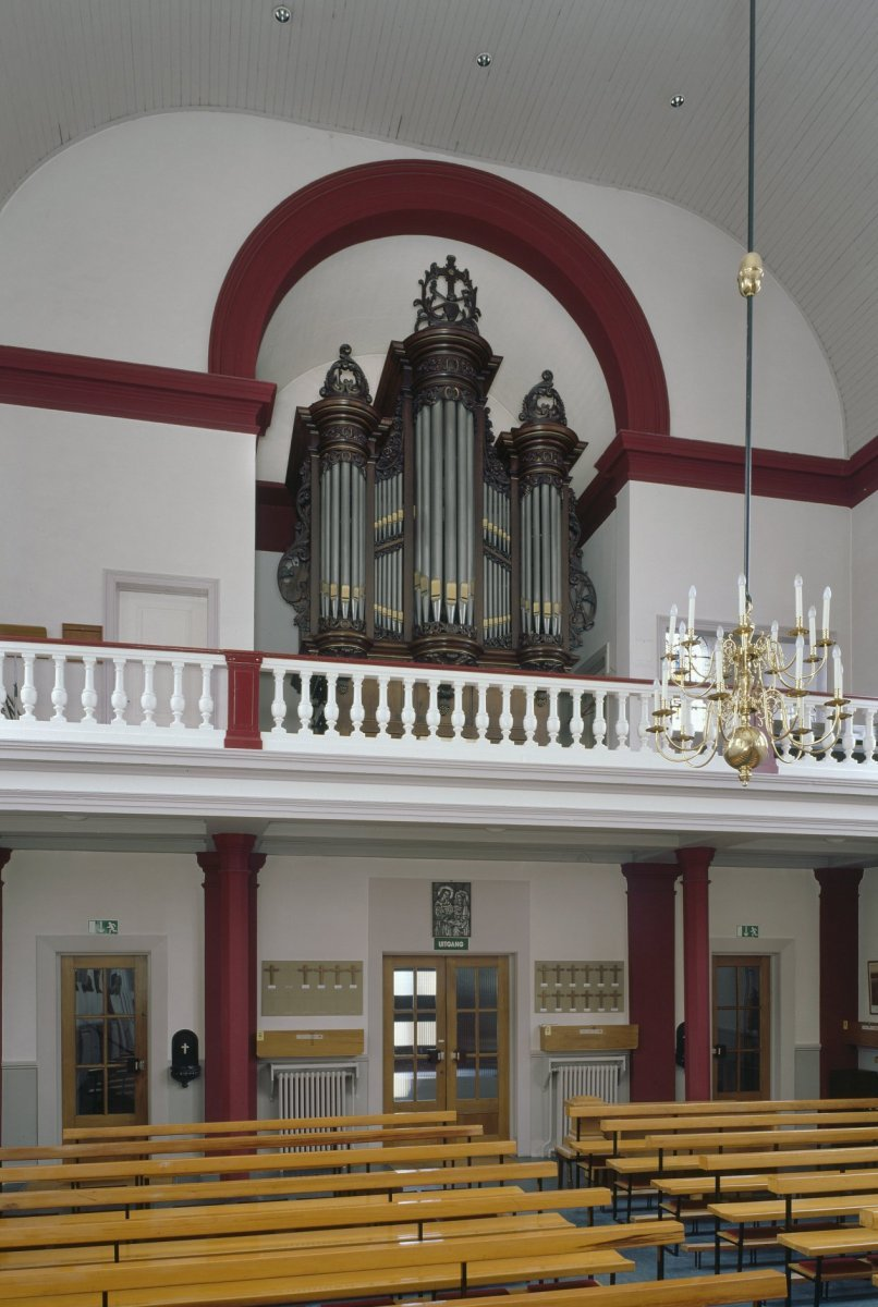 File interieur aanzicht orgel orgelnummer 185 for Interieur 806