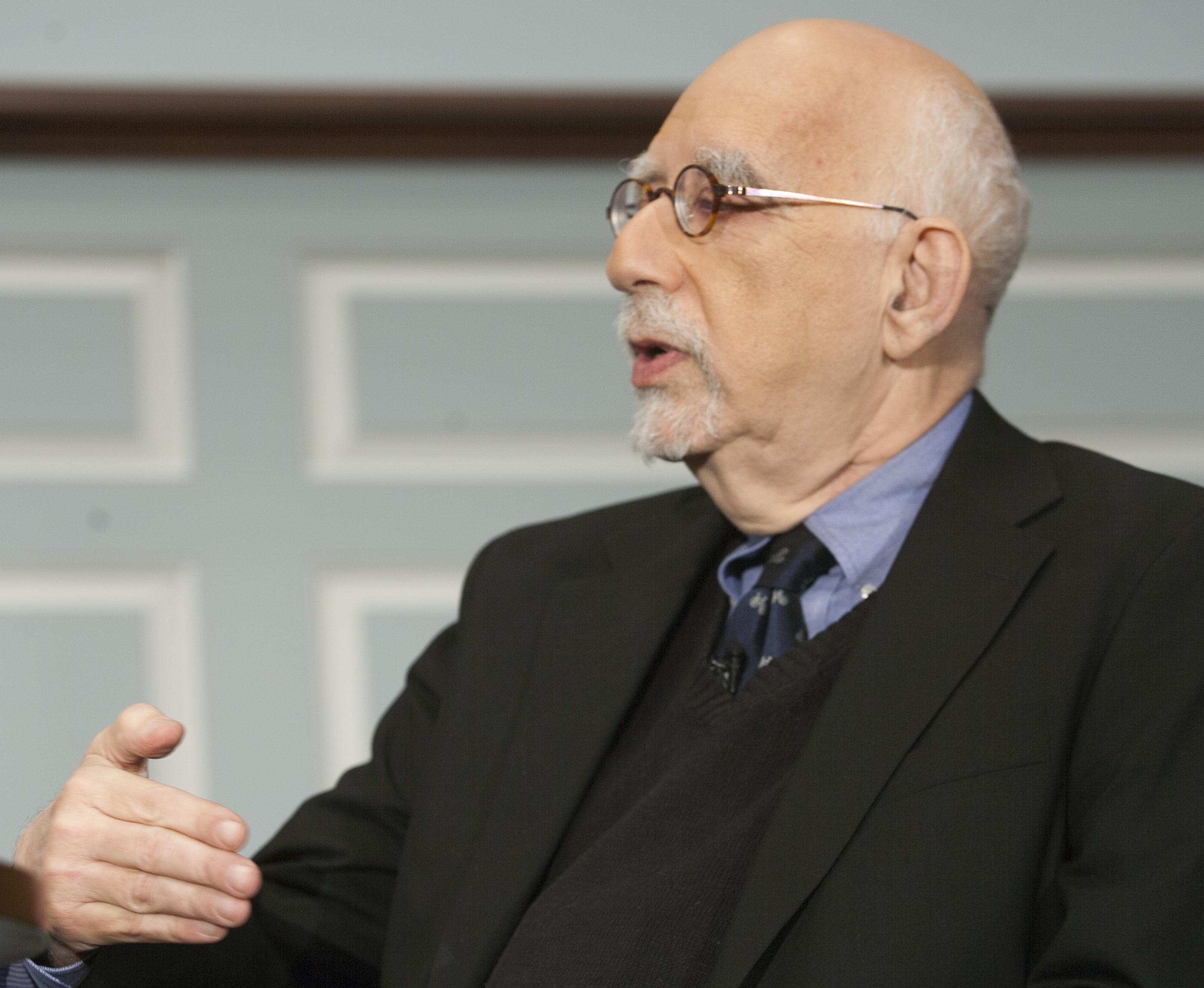 Ira Katznelson at Miller Center