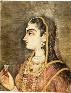 Jahanzeb Banu Begum Empress consort of Mughal Empire