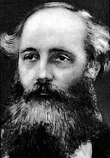 James Clerk Maxwell. By Luestling [Public domain] via Wikimedia Commons.
