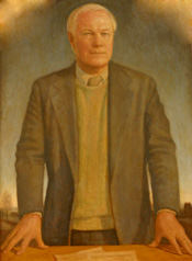Portrait of Jim Leach, 2002, collection of U.S. House of Representatives