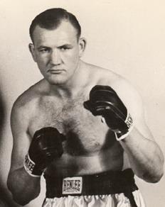 Joe Baksi American boxer