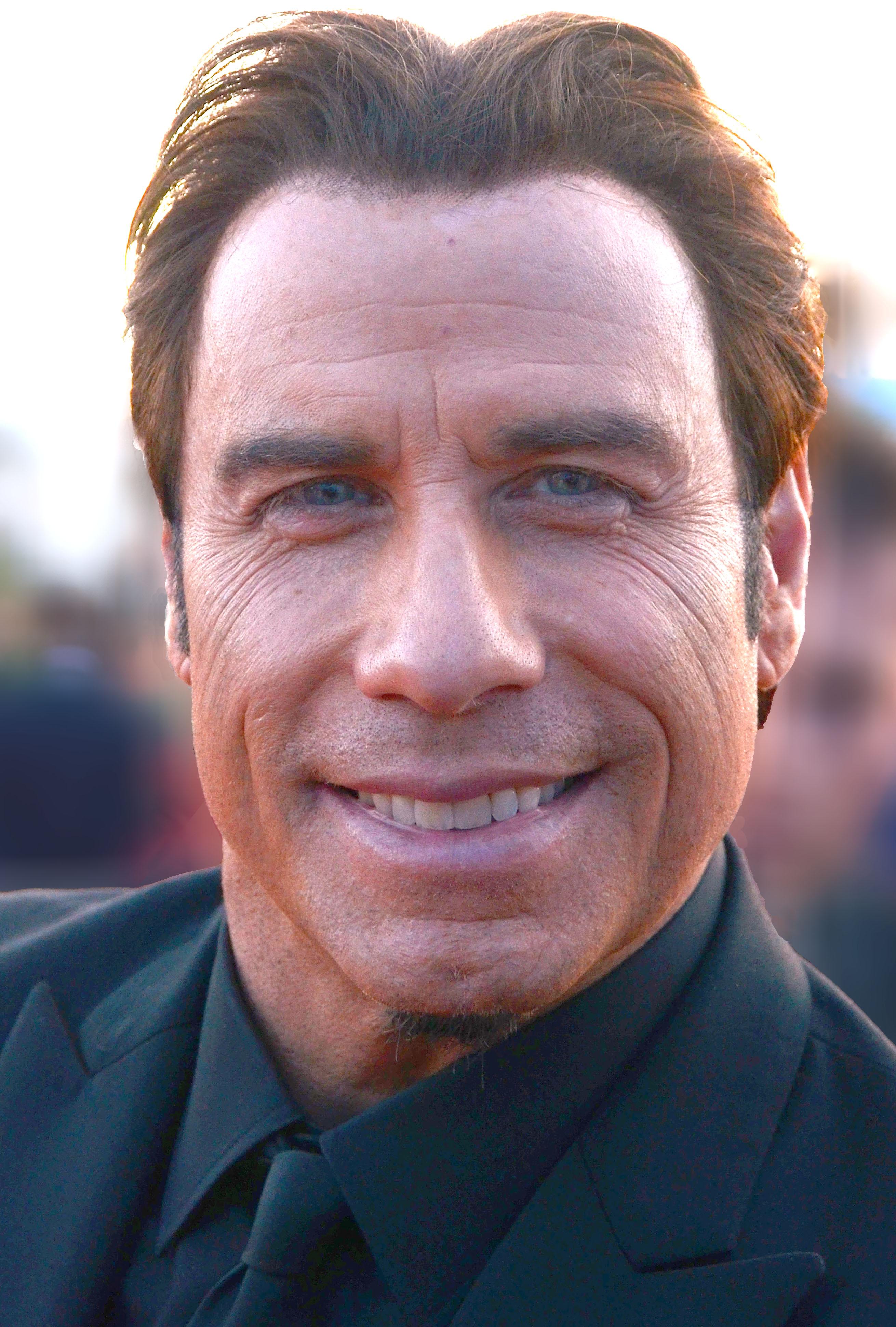 John Travolta File John Travolta deauville