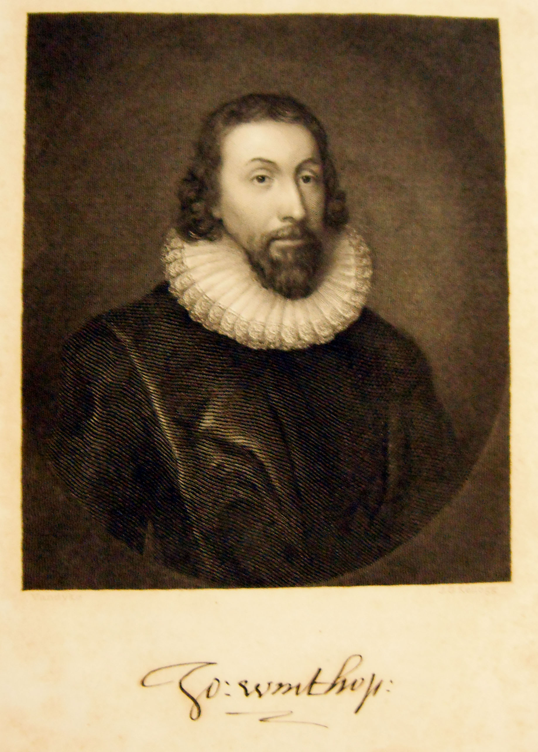 governor john winthrop One of the founders of the massachusetts bay colony, winthrop arrived in 1630  aboard the flagship arbella as governor of the colony,.