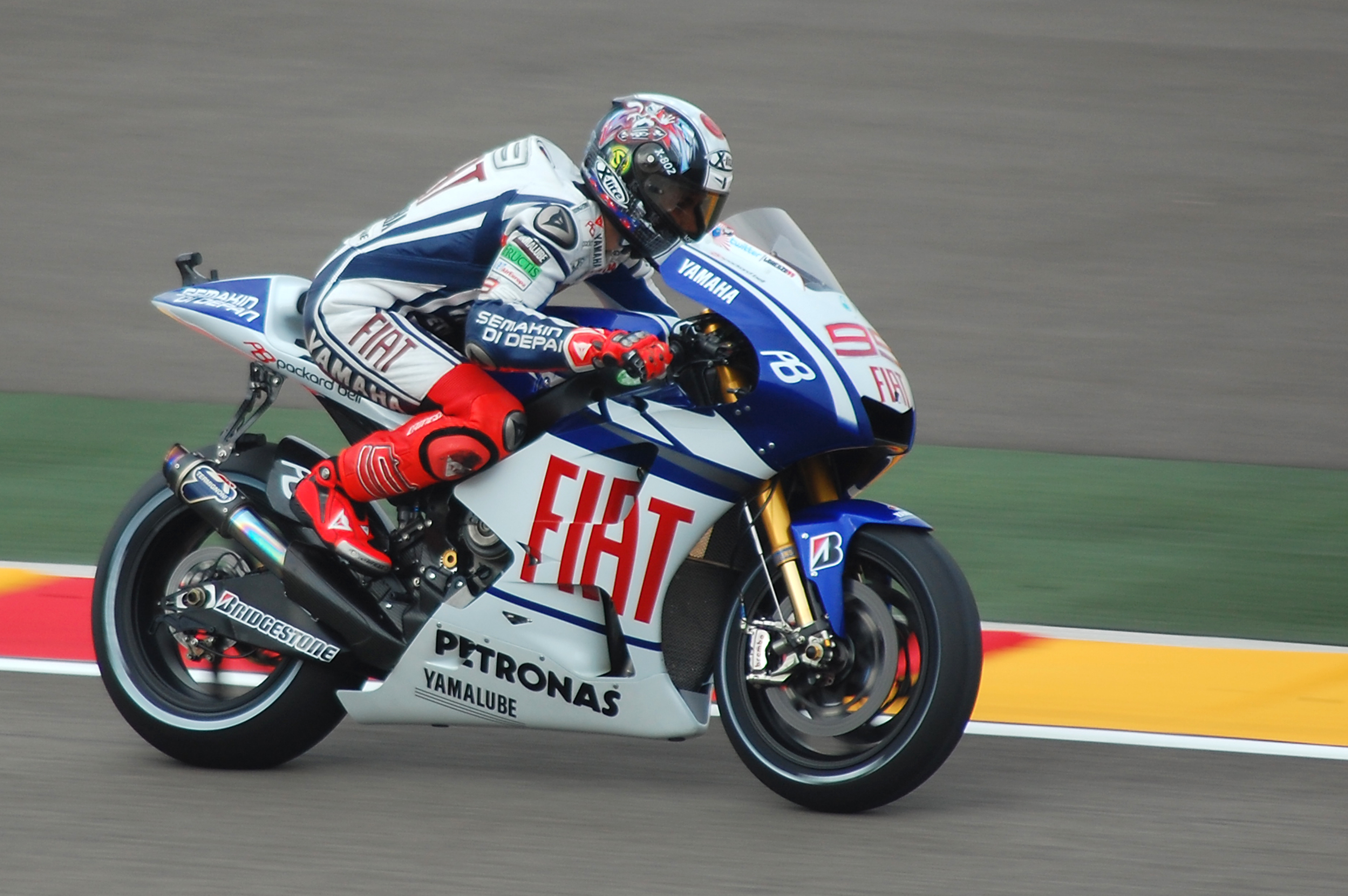 2010 Grand Prix Motorcycle Racing Season Wikipedia Luigi Circuit Mc