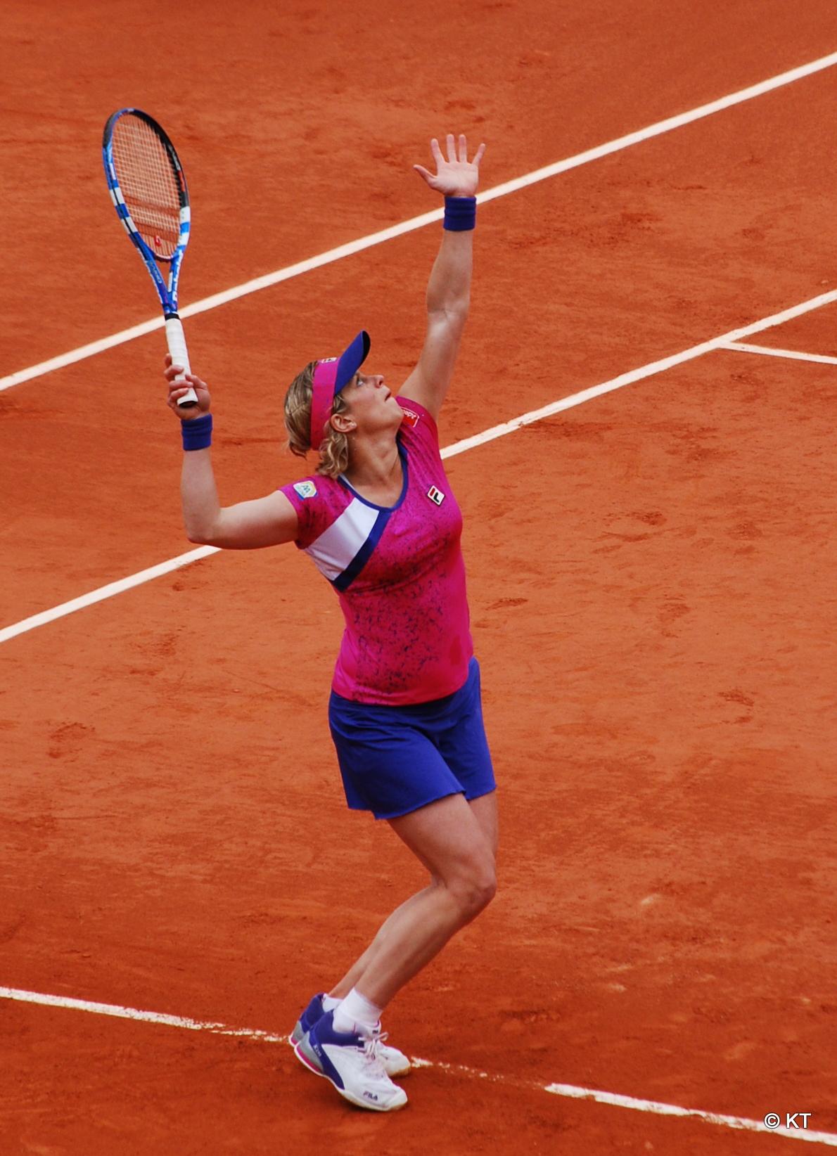 Kim Clijsters – tiếng Viá ‡t