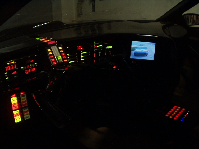 "KITT instrumentation from ""Knight Rider"" via Wikipedia"