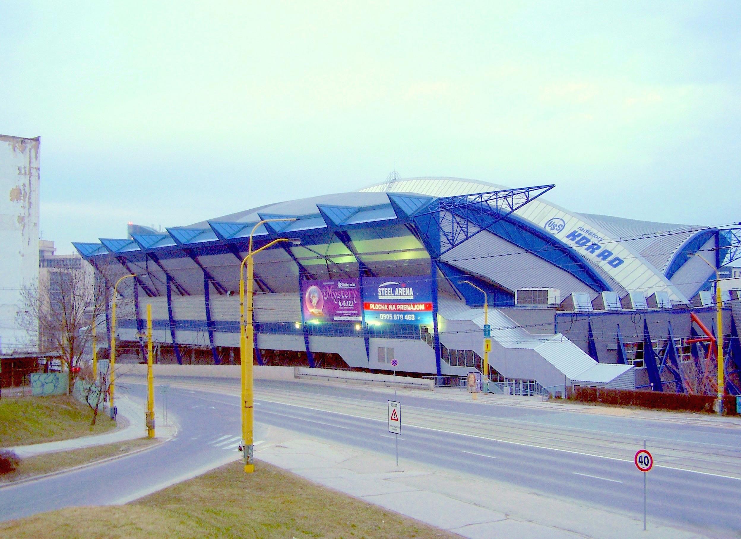 Steel Aréna
