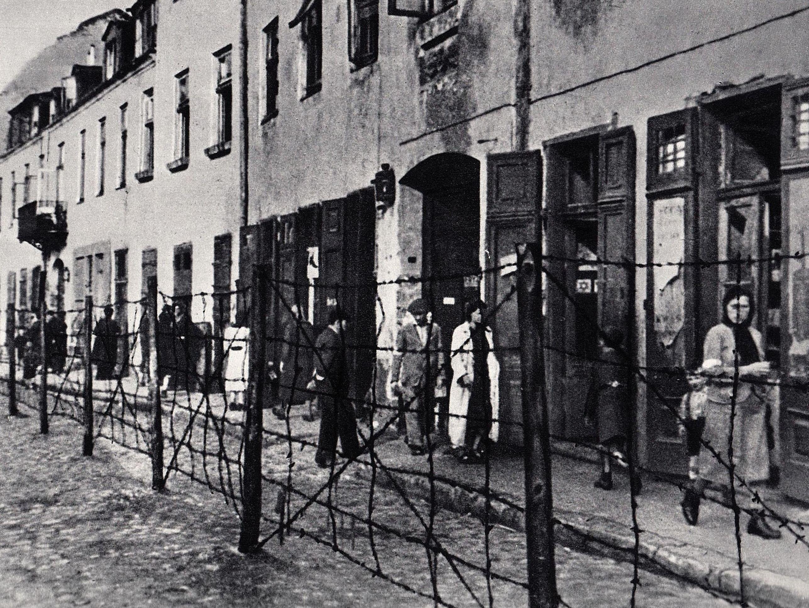קובץ:Krochmalna Street Warsaw Ghetto.jpg