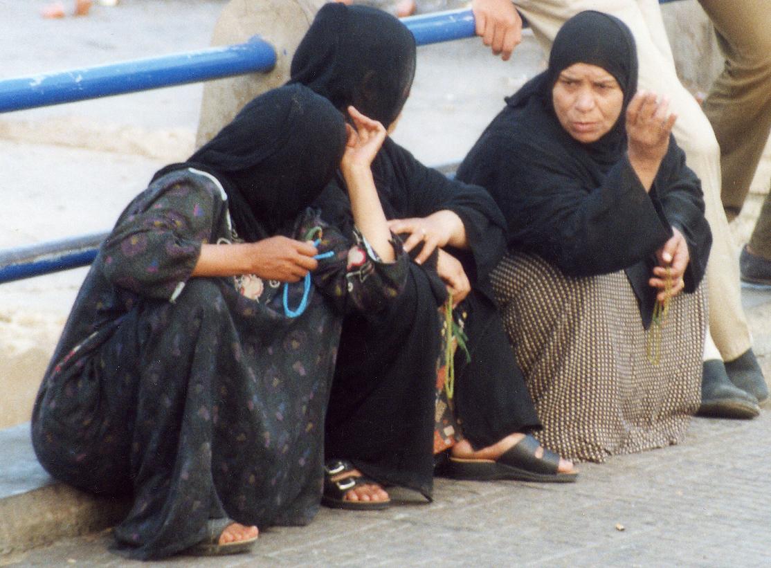 lebanese women face