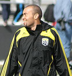 Leonard Griffin American soccer player