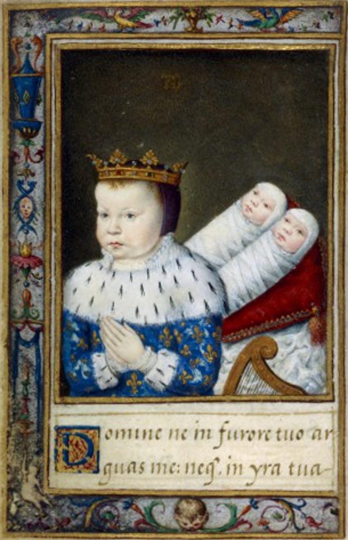 """Résultat de recherche d'images pour """"Louis d'Orléans et ses sœurs jumelles, Victoire et Jeanne de France"""""""