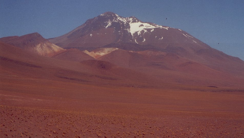 Back gt gallery for gt llullaillaco volcano location