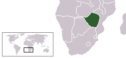 Rhodesia was the location of Rio Tinto's first major international expansion of mining activities.