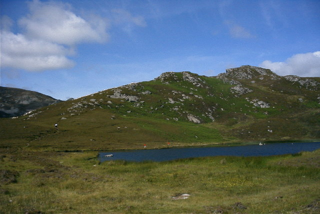 File:Lough O'Muilligan, near Teelin - geograph.org.uk -