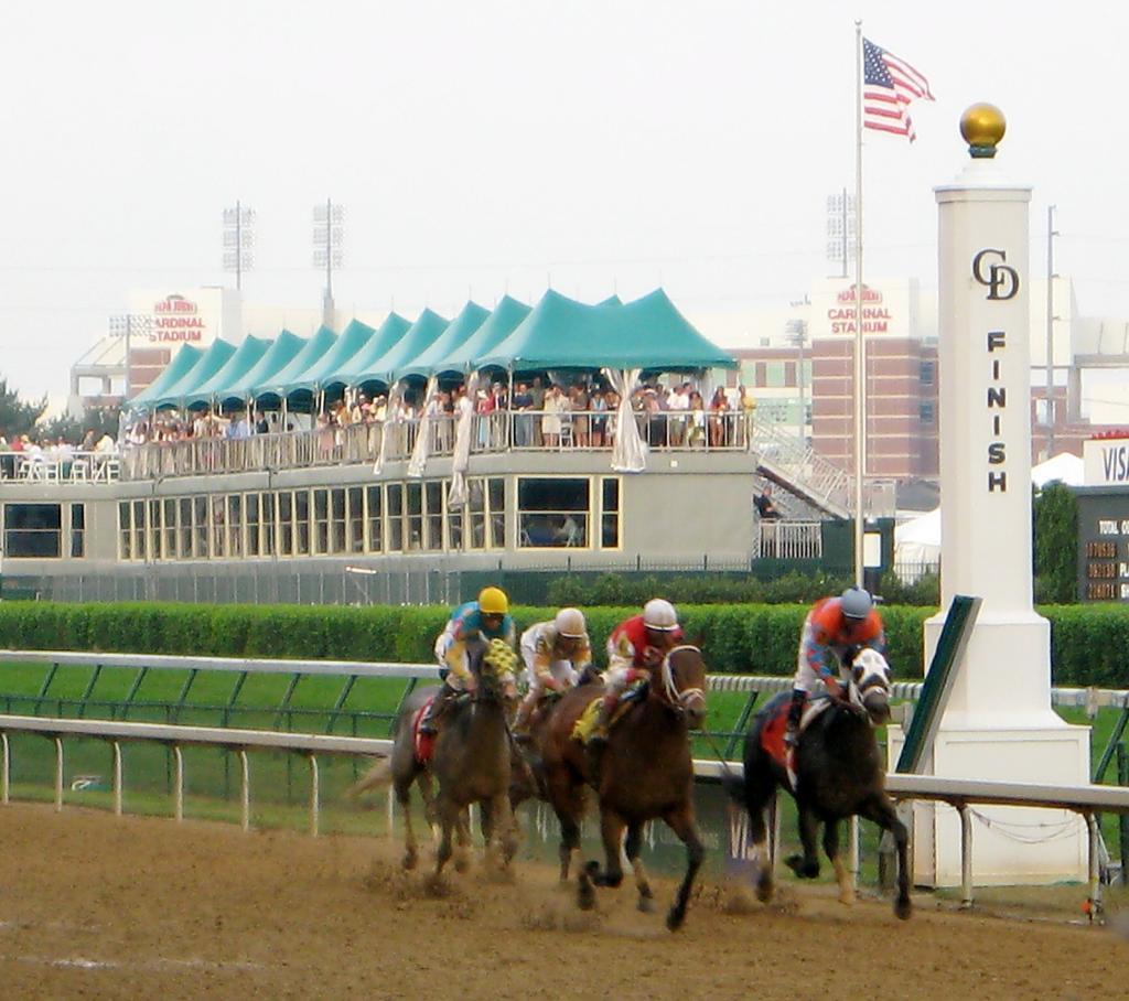 Kentucky derby fichier louisville kentucky derby jpg wikip 233 dia