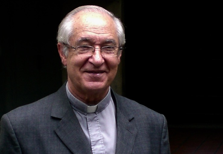 Luis Ugalde en 2010.