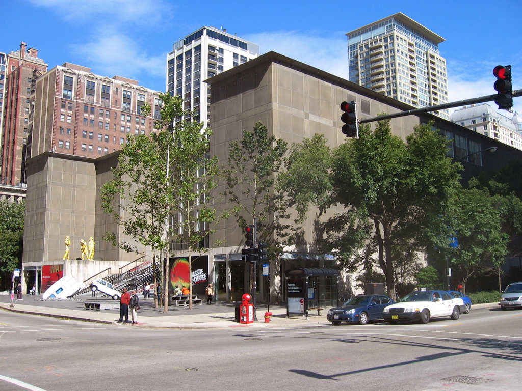 Museum of Contemporary Art, Chicago - Wikipedia