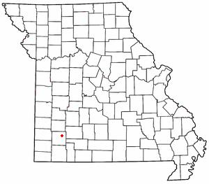Heatonville, Missouri unincorporated community