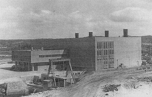 Koradi thermal power station history book