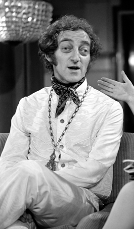 Retrach de Marty Feldman