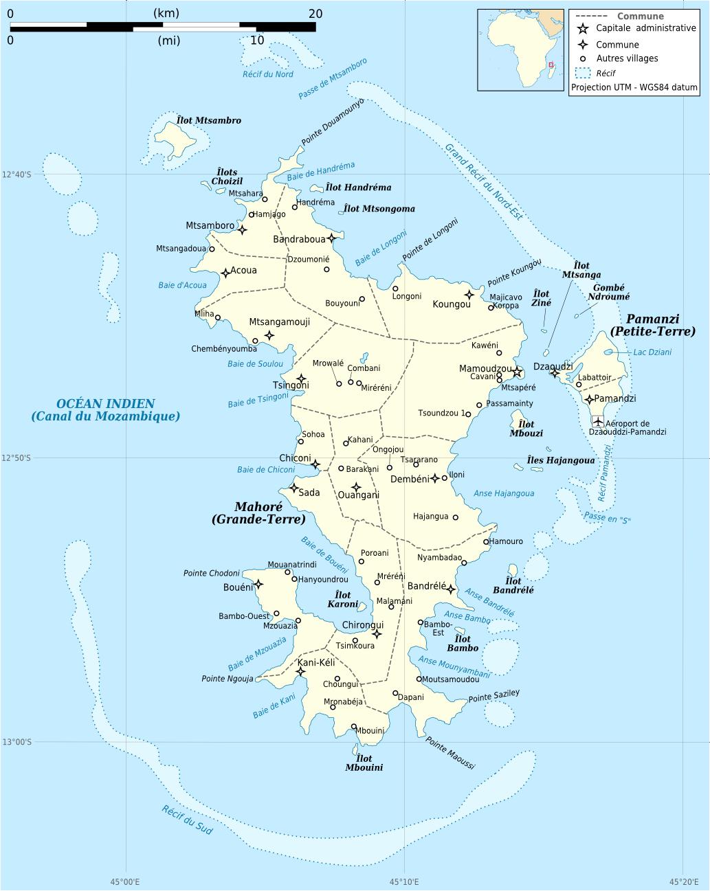 Mayotte - Vicipaedia