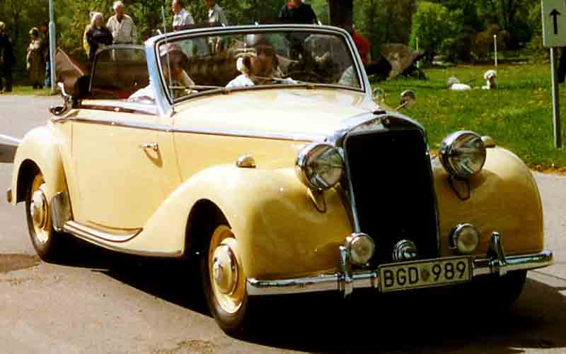 File mercedes benz 170s cabriolet a 1950 wikimedia for 1950s mercedes benz