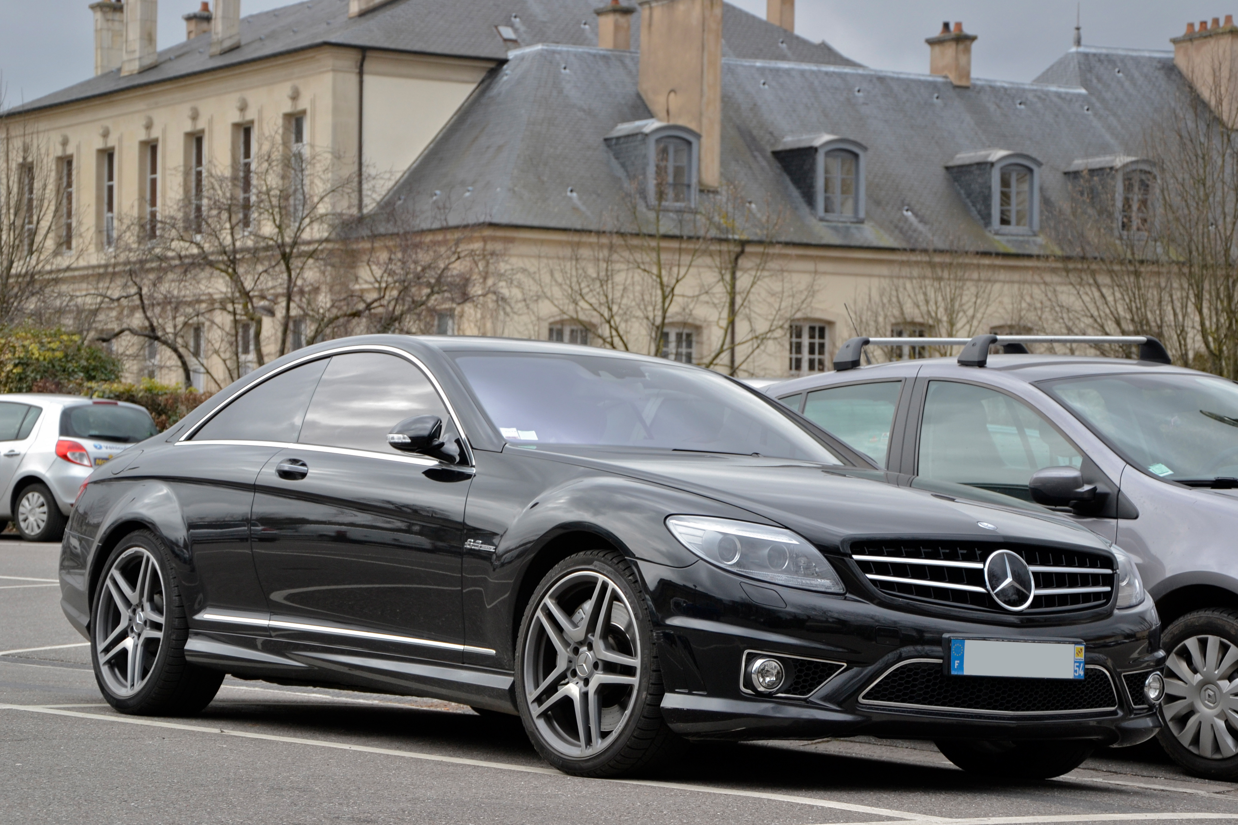 Image gallery 2013 cl63 amg for 2011 mercedes benz cl63 amg