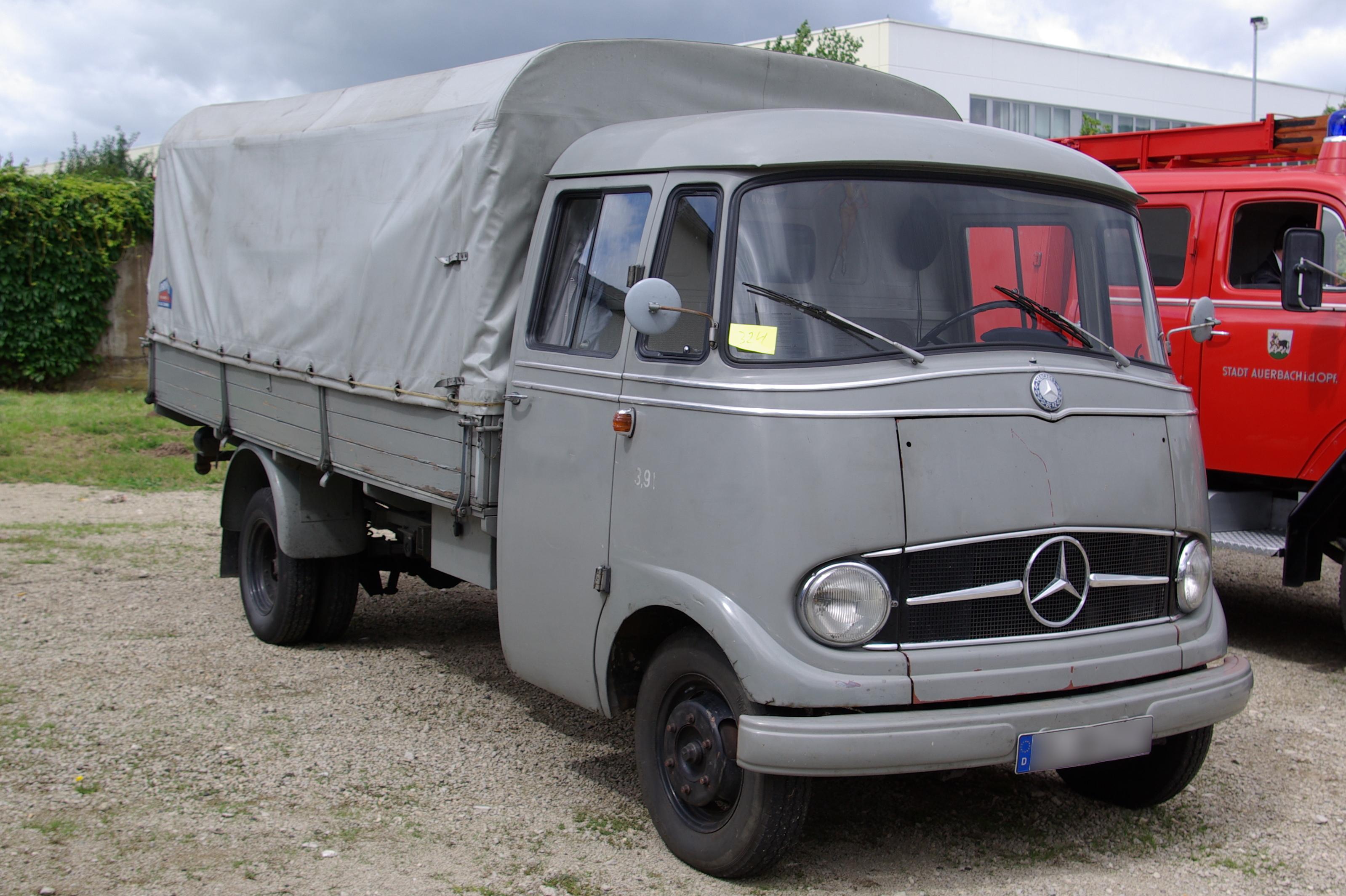 Mercedes Benz L 319 Wikipedia