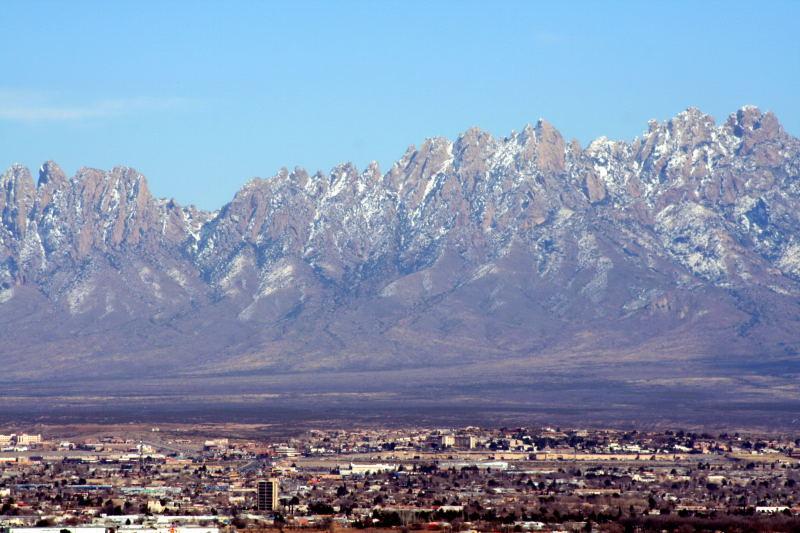 Los Cruces New Mexico