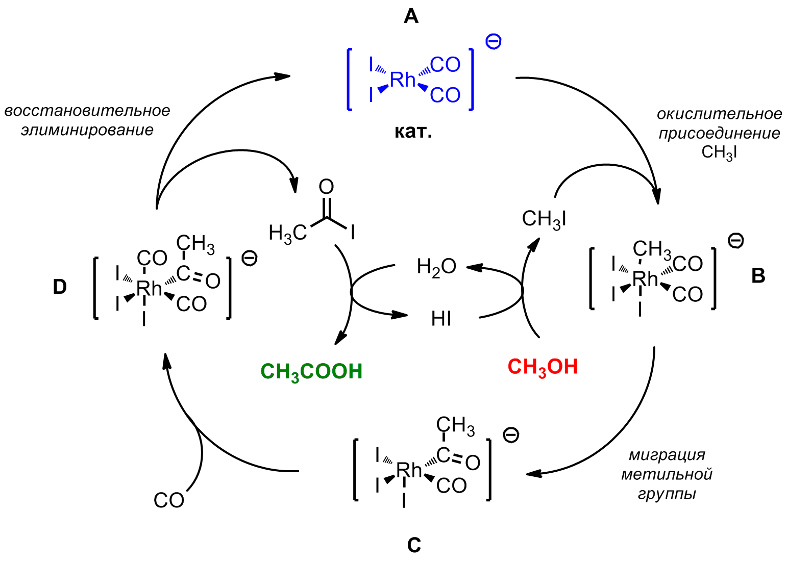 Catalytic Cycle For Suzuki Cross Coupling Reaction